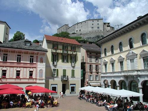 Descubrir los encantos de Bellinzona
