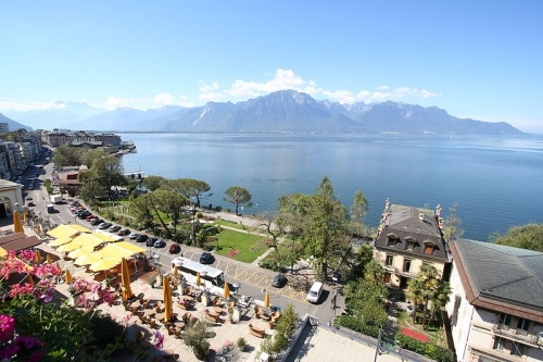 Exclusividad y belleza en Montreux