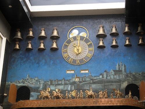 Reloj Malbuisson