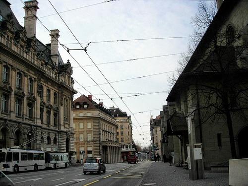 Centro de Lausana para las compras