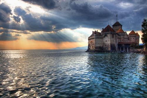 Recorrido guiado por el Castillo de Chillon