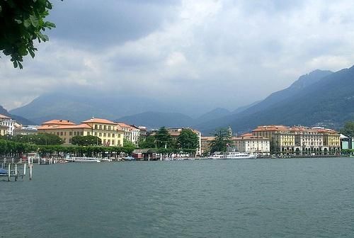 Vista de Lugano
