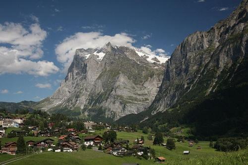Teleféricos y otros transportes en Grindelwald