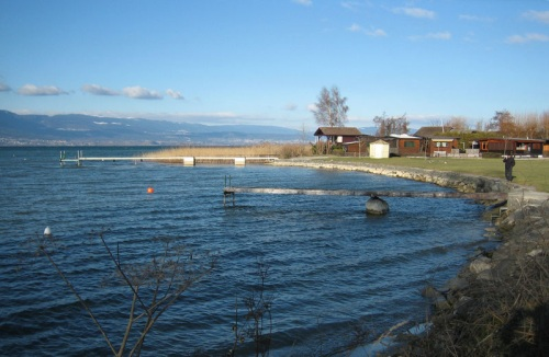 Actividades acuáticas y naturales en Estavayer