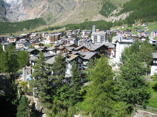 Saas Fee, base para explorar el valle en el verano