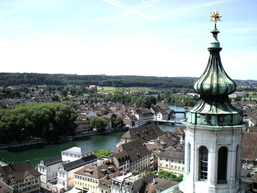 Historia y leyendas en Solothurn