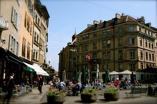 Centro Historico de Ginebra