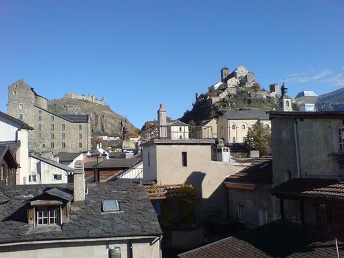 Las históricas colinas de Sion