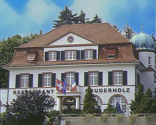 Restaurante Stucki Bruderholz, en Basilea