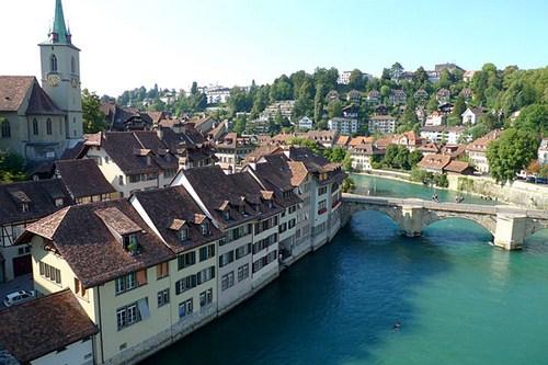 Viaje a Berna, guía de turismo