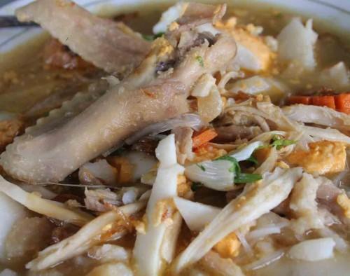 Comida indonesa