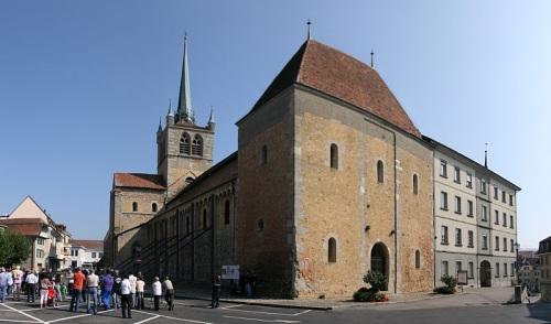 Abadia de Payerne